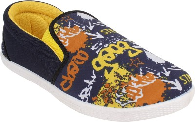 Popstar Canvas Shoes