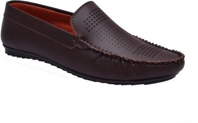 Fentacia Elegant PU Loafers