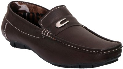 Vittaly C-Buckle Loafers