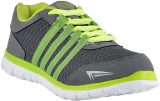Athlio Running Shoes (Green, Grey)