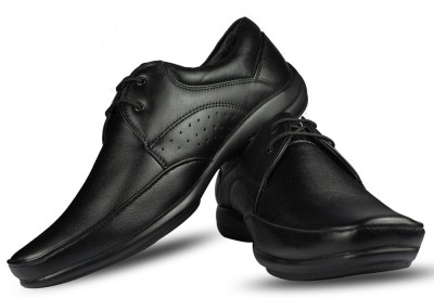 Blue Harpers Elegant Comfort Lace Up Lace Up Shoes