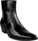 Shoe Bazar Boots (Black)
