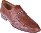 Foxx Seven Loafers (Tan)