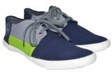 Human Steps Stylish Sneakers (Blue)
