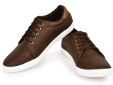 Rozo Canvas Shoes (Brown)