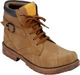 Cris Martin Boots (Tan)