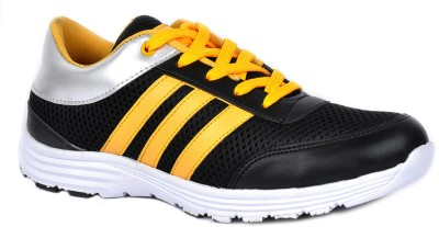 Footlodge 1065_Black Training & Gym Shoes