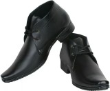 Smoky Stylish Boots (Black)
