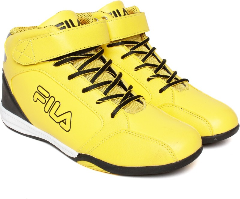 Fila SneakersYellow