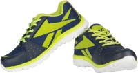 Ros 1124 NBlue PGreen Walking Shoes