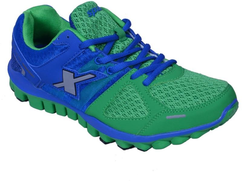 Sparx Running ShoesGreen Blue SHOEBMN7HTGYNWP6