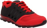 Foot n Style Running Shoes (Red, Black)