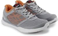 Reebok CARDIO LOW Running Shoes(Grey, Orange)