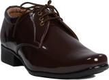 DK Shoes Lace Up (Brown)