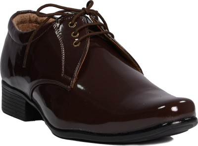 DK Shoes Lace Up(Brown)