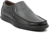 Ajanta Slip On Shoes (Black)