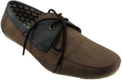 B3trendz B3B0031 Laced Boat Shoes
