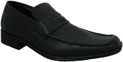 Senso Vegetarian Shoes Mens Black Slip On