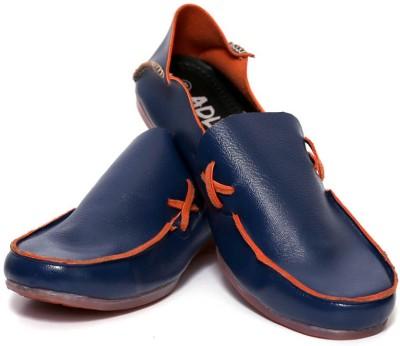 Adler Blue Colour Stylish Loafers