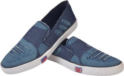 Genetics Canvas Shoes(Blue)