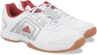 Adidas BASELINER INDOOR Indoor Shoes(White)