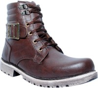 Marvelous Boots(Brown)