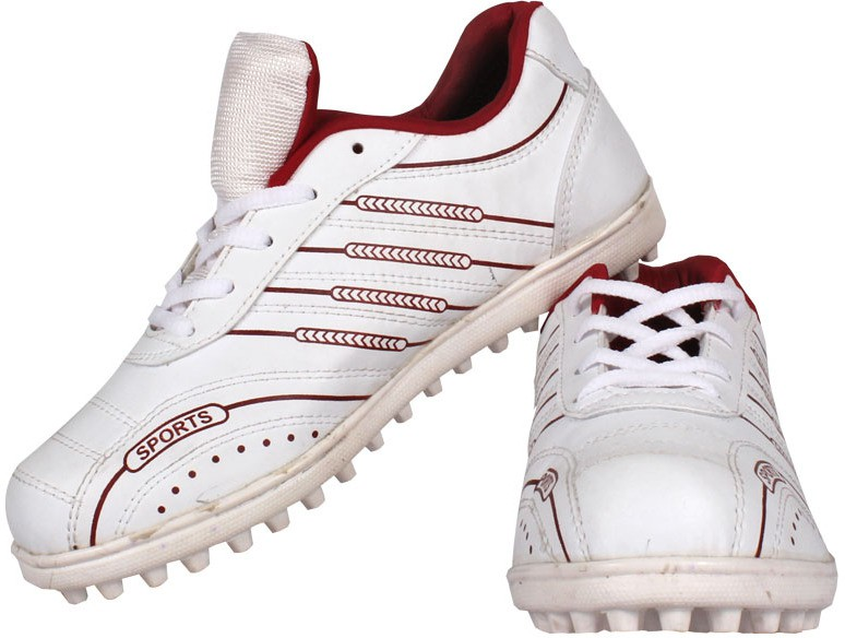 Priya Sports Prcric Cricket Shoes(White) was ₹989 now ₹749