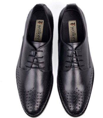 Walker Styleways Incredible Derby Brogue Lace Up Shoes