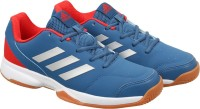 Adidas GUMPTION INDOOR Indoor Shoes(Blue)