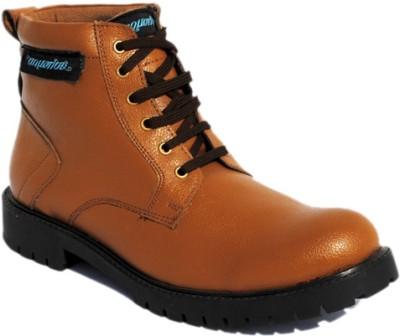 Aquarios Tan Boots