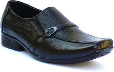 Mr. Chief Leather Men Slip On Shoes