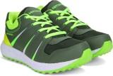 Terravulc Running Shoes (Green, Grey, Ye...
