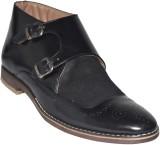 Human Steps Premium Casual shoes (Black)