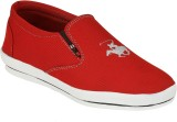 Swagonn Loafers (Red)