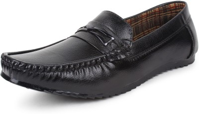 BUWCH BUWCH BLACK STYLISH LOAFERS Loafers
