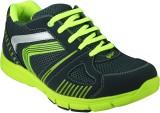 Azazo Running Shoes (Green, Grey)