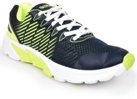 Action Shoes 1578-NAVY-GREEN Running Shoes(Navy, Green)