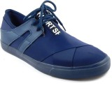 Indiano Canvas Shoes (Navy)