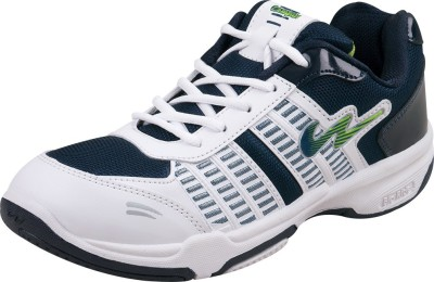 Campus White Running Shoes