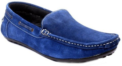 Merashoe Msc8020-Blue Loafers