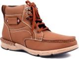LeCobbs LC-052 Boots (Tan)