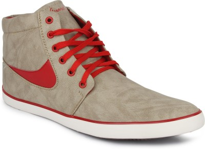 Musk Duck M-D-302Red Casual Shoes