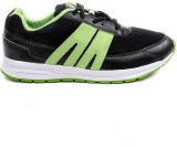 RXN Black Running Shoes (Black)
