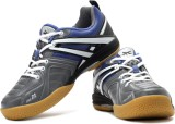 Balls Badminton Shoes (Blue, Grey)