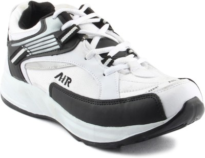 Kohinoor White Running Shoes