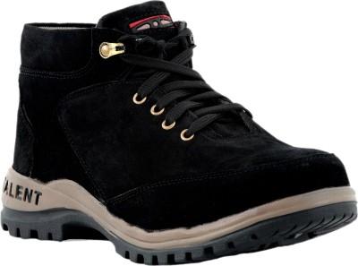 Tek-Tron Talent Long Black Safety Boots