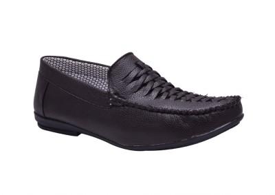 Shoe Bucket Brown Loafers