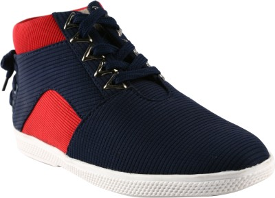 Bacca Bucci Men Sneakers(Blue)