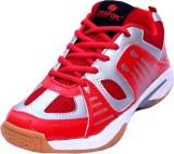 Zeefox Badminton Shoes (Red)