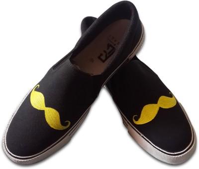 F-Gali Moustache Casual Shoes